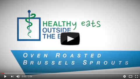 Brussels Sprouts - Health Outside The box